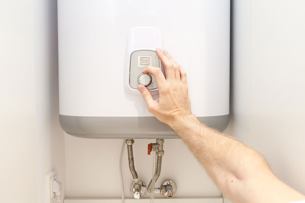 Install Hot Water